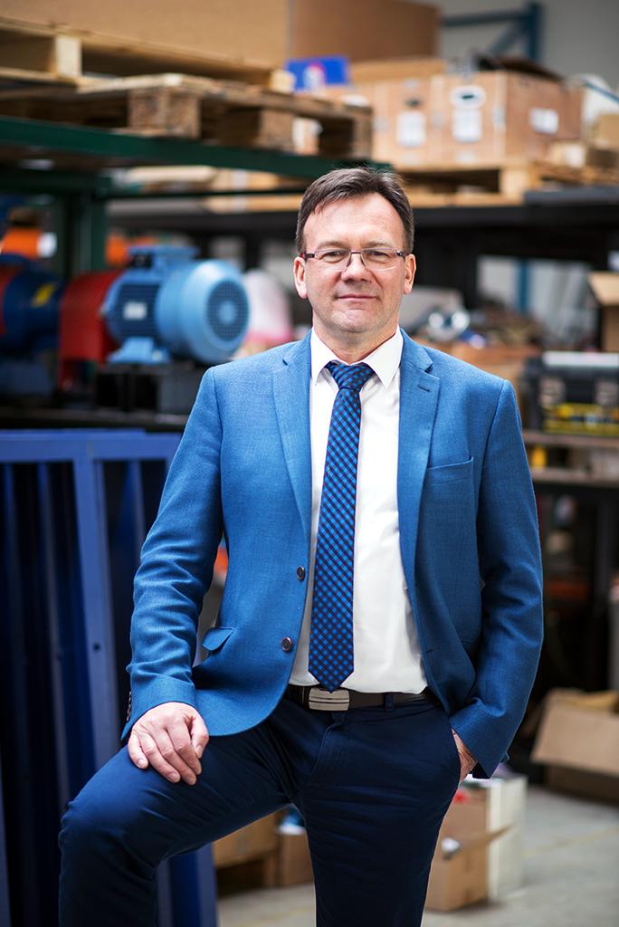 Jozef Hyriak, riaditeľ spoločnosti PRAKTIKPUMP, s.r.o.