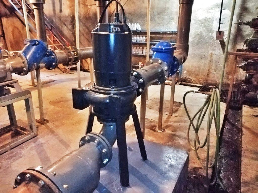 Modernizácia ČOV a šetrenie nákladov pomocou čerpadla SPIRAM 150AA